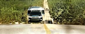 2015 Toyota Sequoia pulling trailer