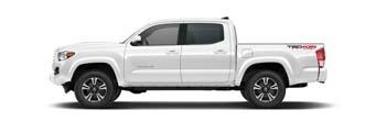 2016 Toyota Tacoma Super White