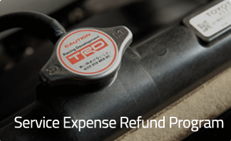 service expense refund program