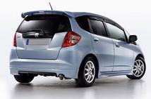 Custom Honda Fit - Mugen Parts - Fisher Honda