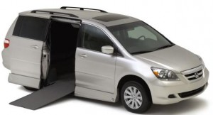 Disabled Driver - Honda Mobility Assistance - Fisher Honda