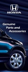 Fisher Honda - Honda Accessories - Genuine Honda Accessories