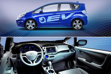 Car of the Future - Honda Fit EV - Fisher Honda