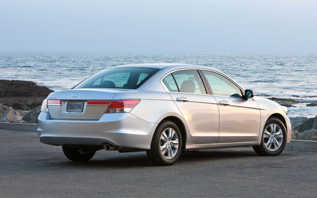2012 Honda Accord vs 2012 Toyota Camry | Fisher Honda