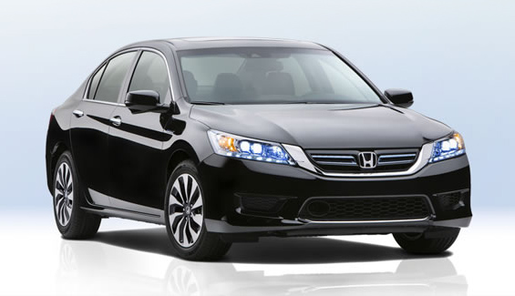 2014 Honda Accord Hybrid small