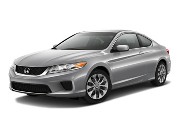 Elegant A Silver Honda Accord Coupe. 2014 Honda Accord Coupe