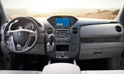 2015 Honda Pilot Interior Nice Ideas