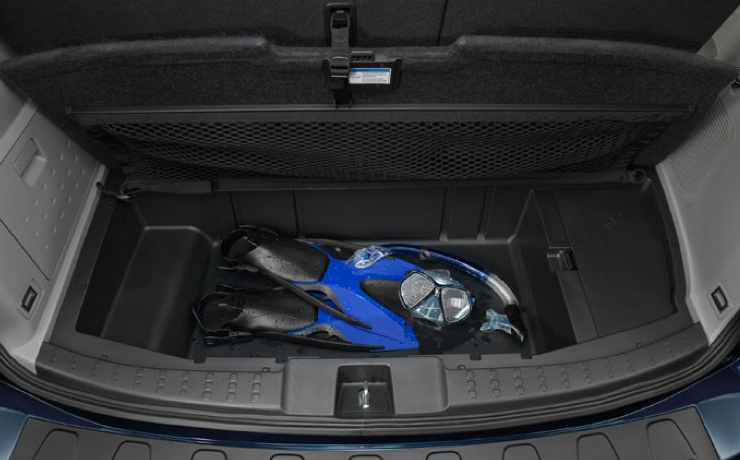 2015 Honda Pilot Storage