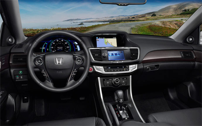 2015 Honda Accord Hybrid Interior 1
