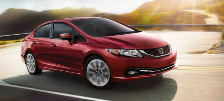 2015 Honda Civic 2