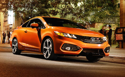 2015 Honda Civic Si Coupe (2)
