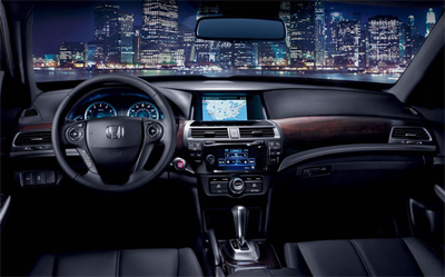 2015 Honda Crosstour Interior 2