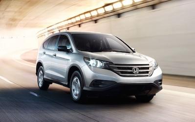 2015 Honda CR-V 1