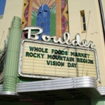 Boulder Theater Main Page
