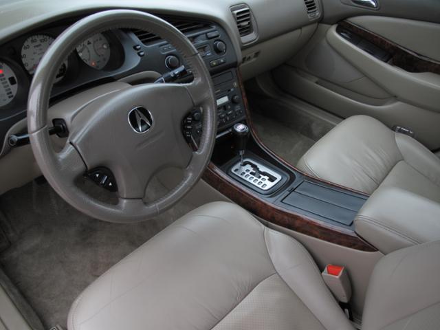Used Car Spotlight Acura TL TypeS - 2003 acura tl type s parts