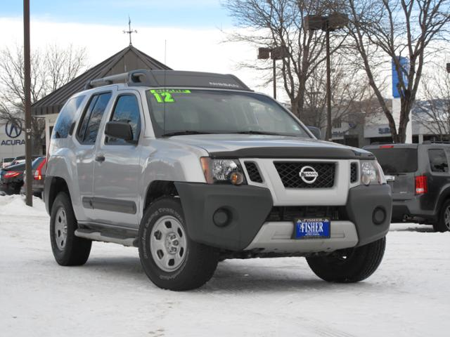 Used Nissan Xterra >> Used Car Spotlight 2012 Nissan Xterra S Fisher Honda