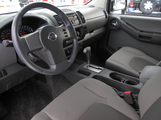 2012 Nissan Xterra 4 ...