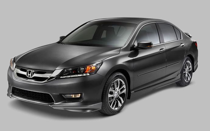 Honda Accord And Civic Make List Of Best Selling Cars 2014