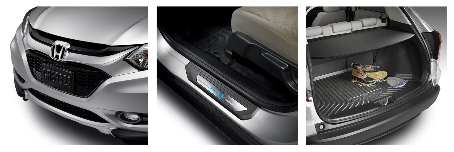 2016 Honda HR V Accessories
