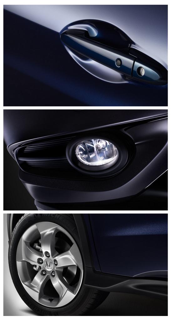 2016 Honda HR-V exterior features