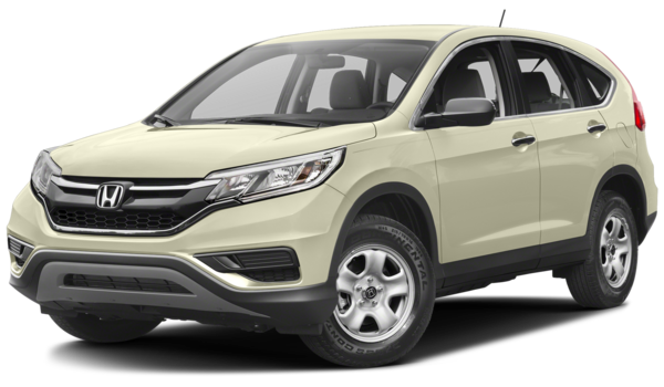 2016 Honda CR-V cream exterior