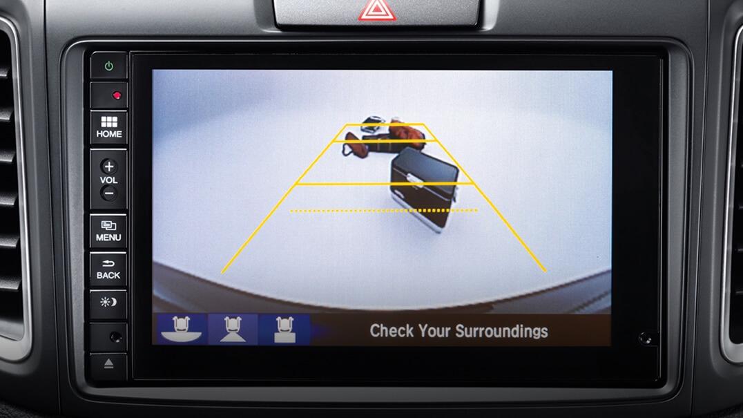 Honda CR-V convenience features