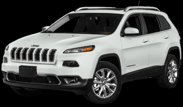 2016 Jeep Cherokee cream exterior