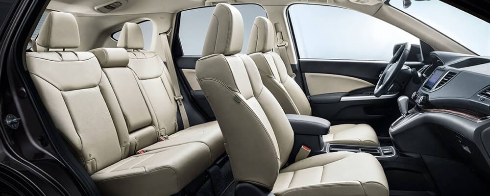 2016 Honda CR-V Interior Seating
