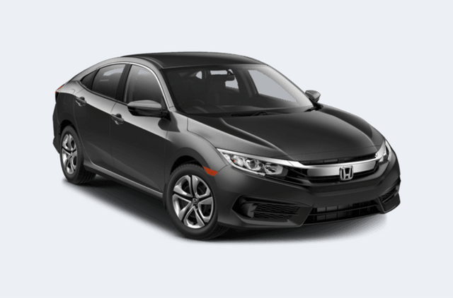 Comparison- Honda Civic