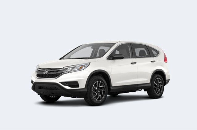 Comparison- Honda Cr-v