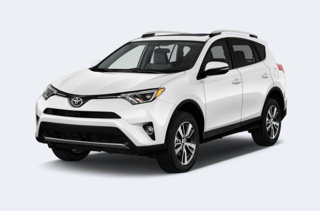 Comparison- Toyota RAV 4