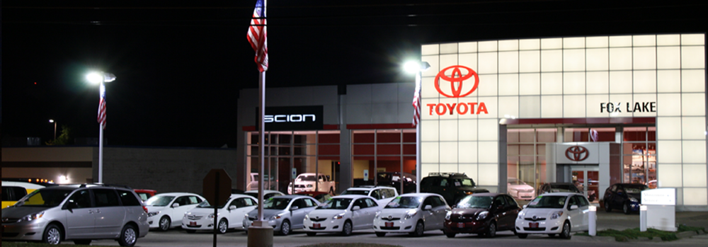 Garber Toyota Dealership