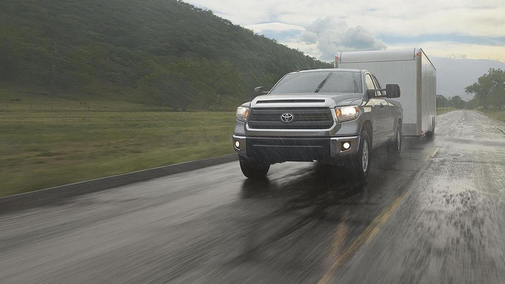 2016 Toyota Tundra Rainy