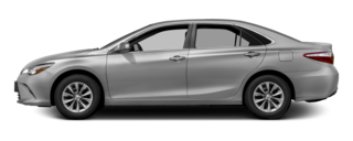 2017 Toyota Camry Silver