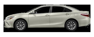 2017 Toyota Camry Beige