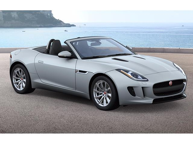 2016 F-TYPE CONVERTIBLE