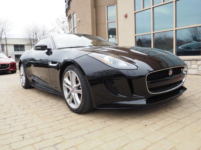 2016 F-TYPE COUPE S AWD