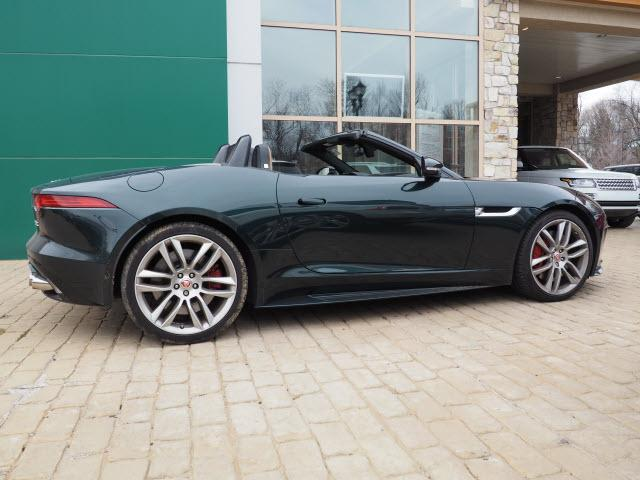 2016 F-TYPE CONVERTIBLE R AWD