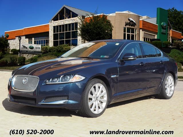 Certified Pre-Owned 2013 Jaguar XF 3.0 AWD