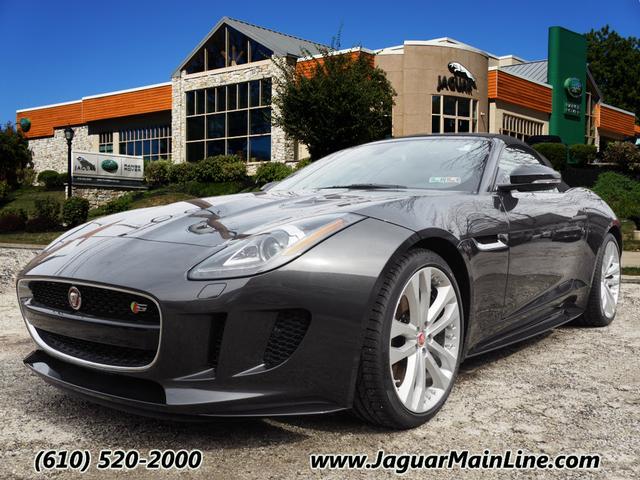 2016 Jaguar F-TYPE S AWD