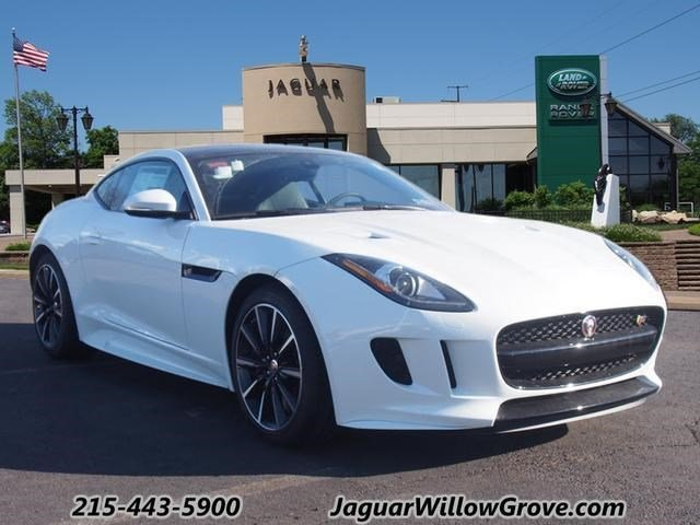2017 Jaguar F-TYPE Coupe S AWD