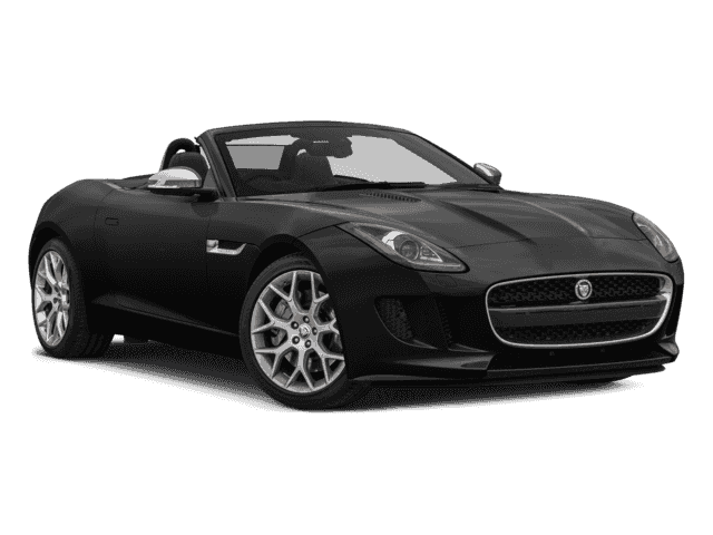 2017 Jaguar F Type Convertible
