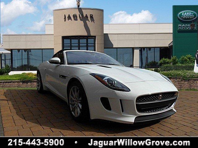 2017 Jaguar F-TYPE With Navigation