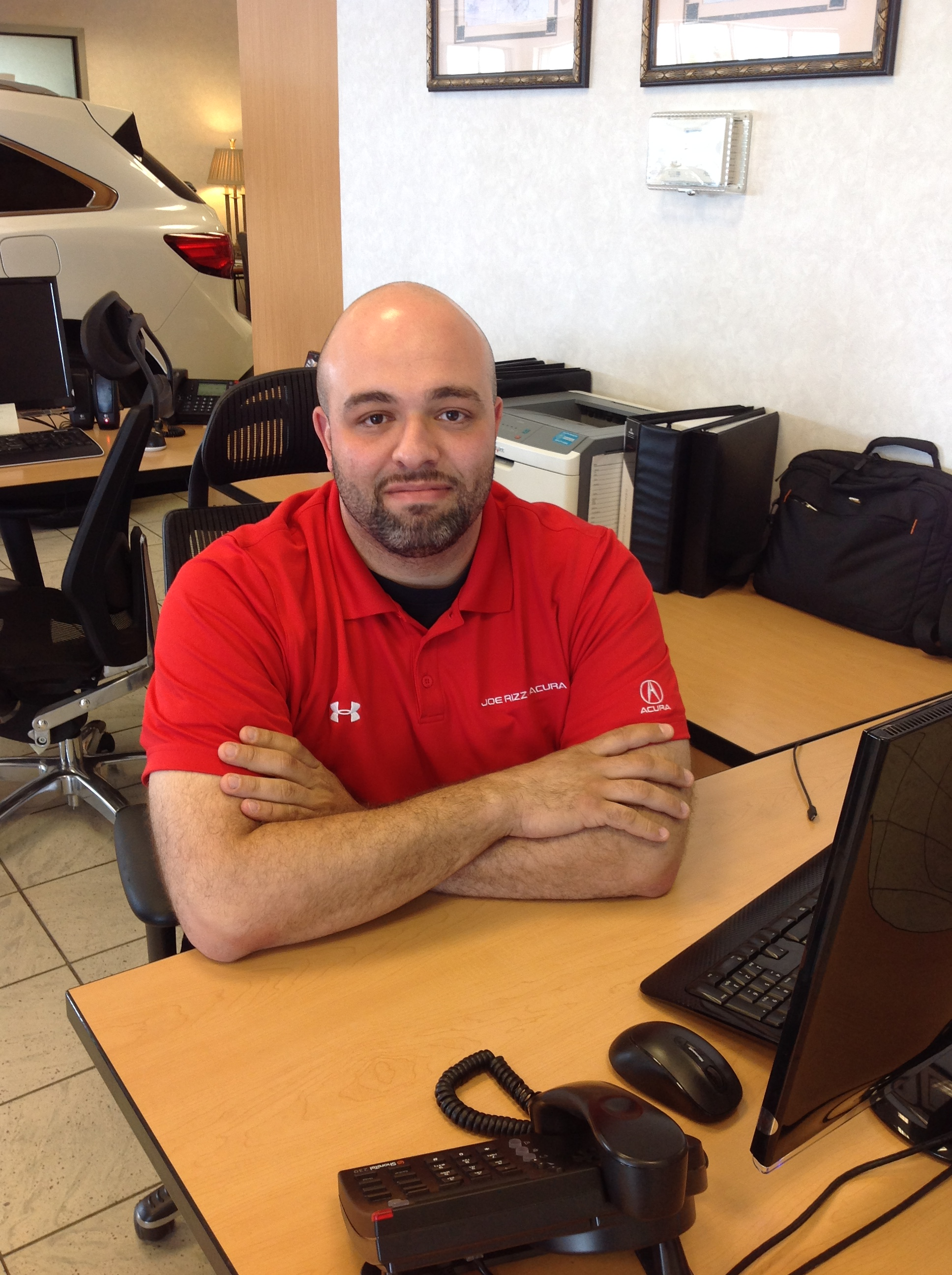 Joe Rizza Acura Staff Orland Park Acura Dealer