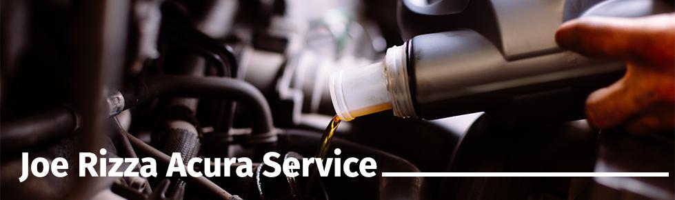 Joe Rizza Acura Service