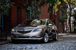 2016 Acura RLX Safety