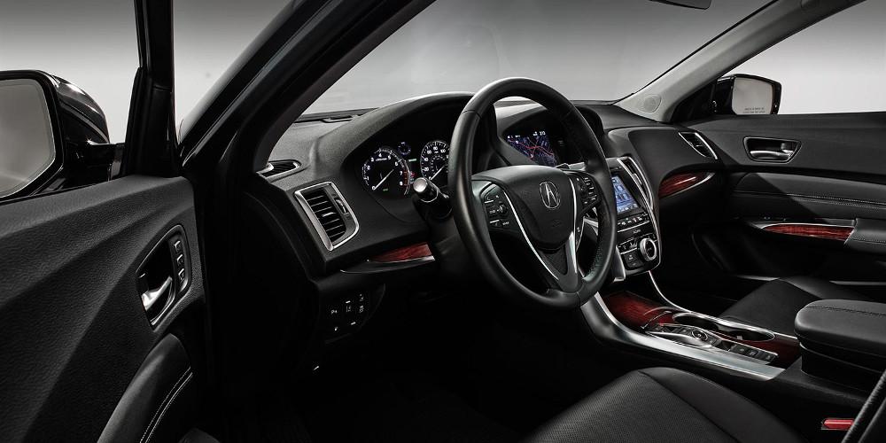 Acura 2016 TLX Interior