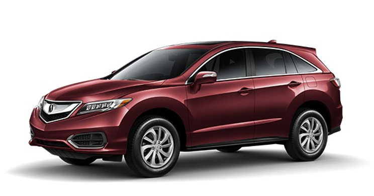 Compare the 2016 Acura RDX vs. 2016 Cadillac SRX | Joe ...