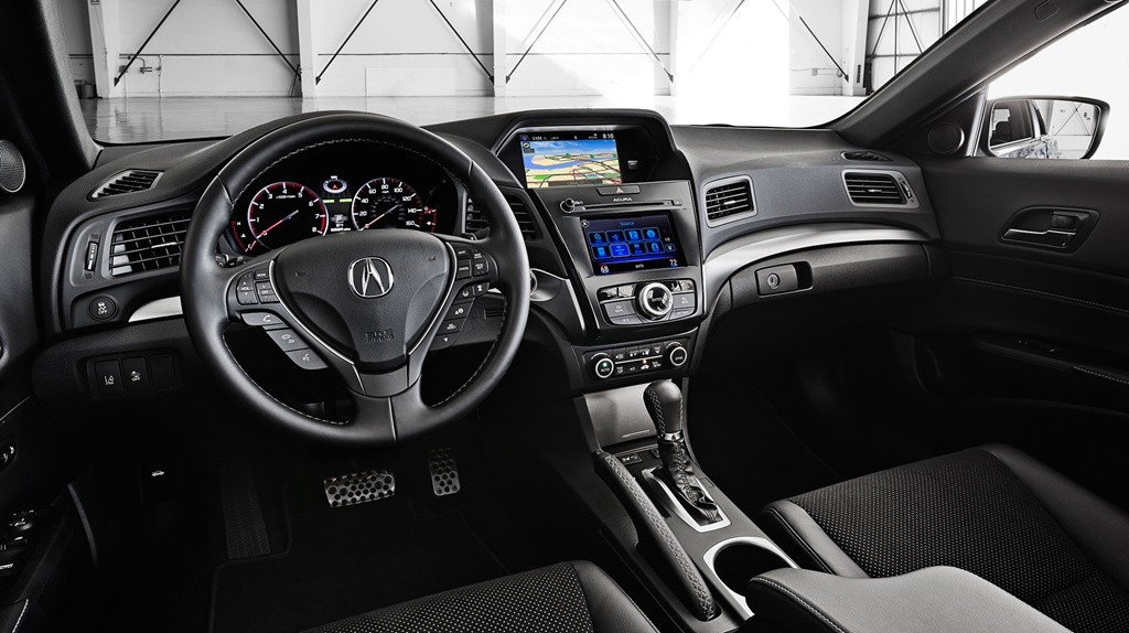 Introduce Yourself to the Brand New 2017 Acura ILX