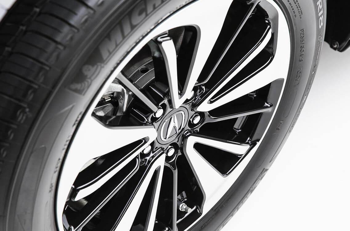 2017 Acura RDX wheels